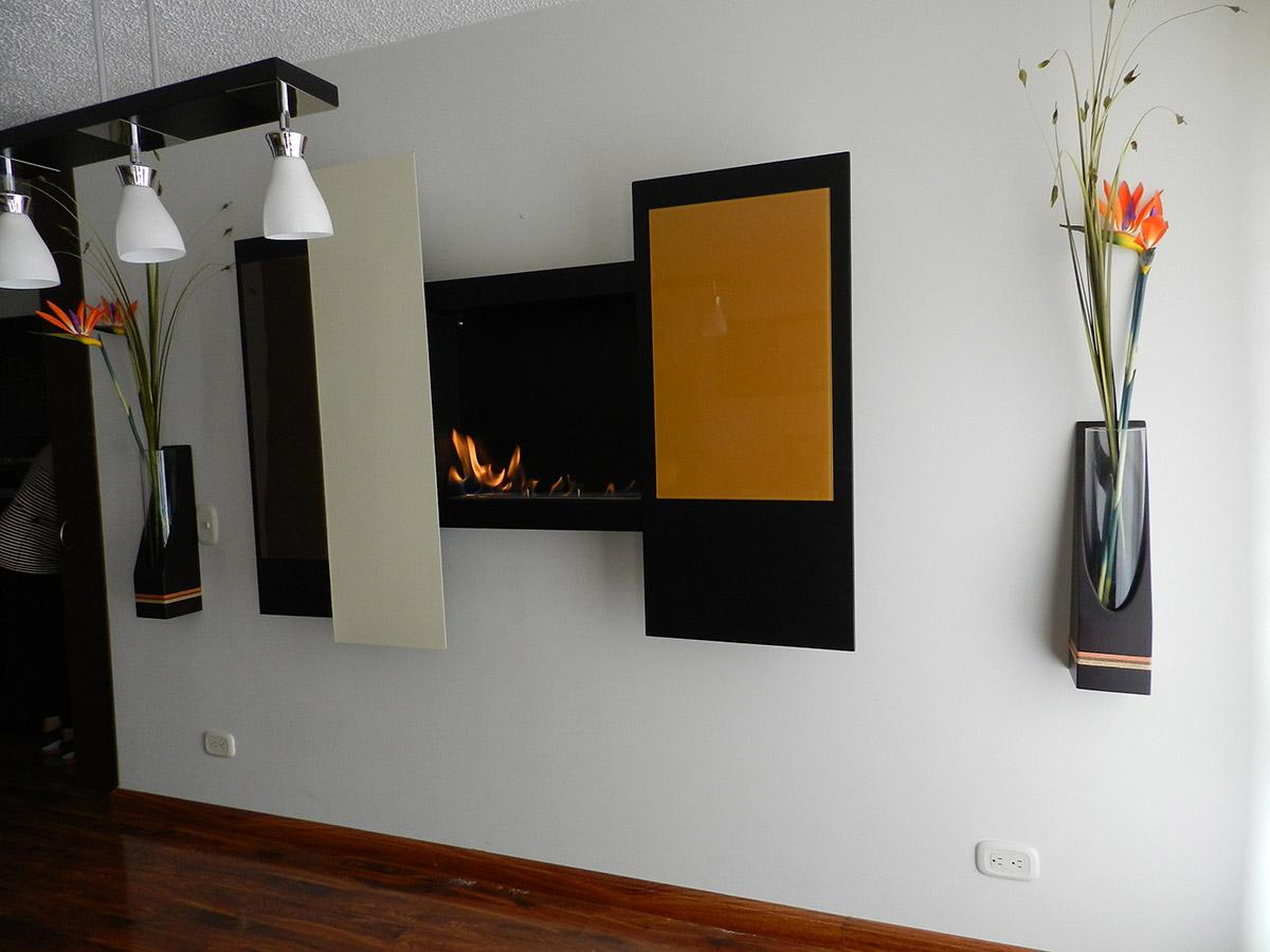 chimeneas flamme en Bogotá